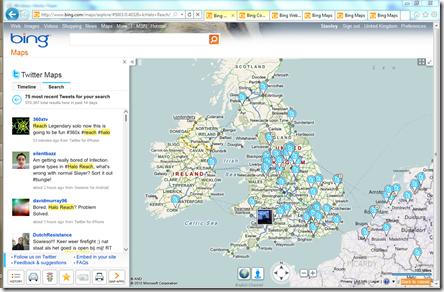 Twitter Maps