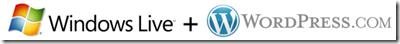 WindowsLiveWordPress